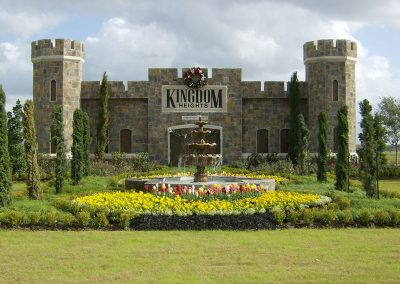 Kingdom Heights Entrance